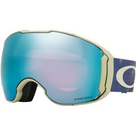Oakley Airbrake XL Snow Goggle Camo Blue/Prizm Sapphire Iridium & Prizm Rose